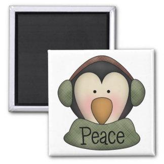 Penguin Pals · Peace Magnet