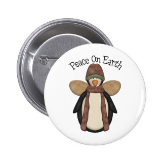 Penguin Pals · Peace on Earth Pins