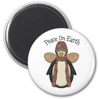Penguin Pals · Peace on Earth Magnet