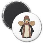 Penguin Pals · Penguin Angel Fridge Magnets
