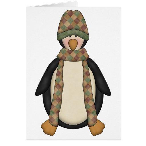 Penguin Pals · Penguin Greeting Card