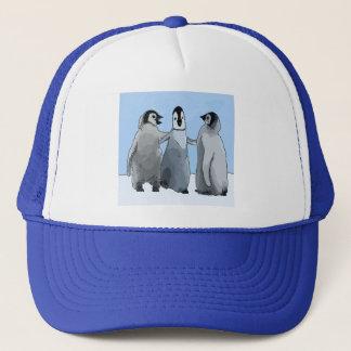 Penguin Pals Trucker Hat