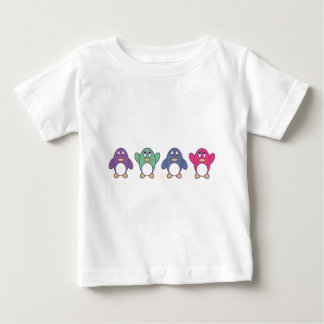 Penguin Parade Baby T-Shirt