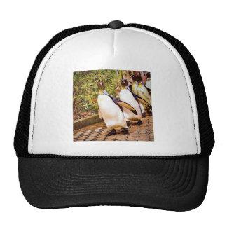 Penguin Parade Mesh Hat