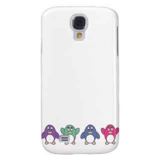 Penguin Parade Samsung S4 Case