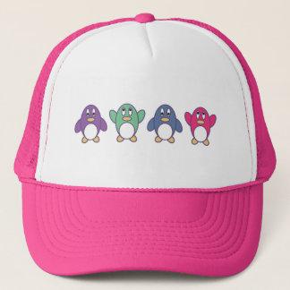 Penguin Parade Trucker Hat