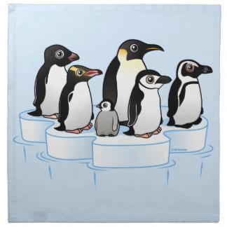 Penguin Party Cloth Napkin