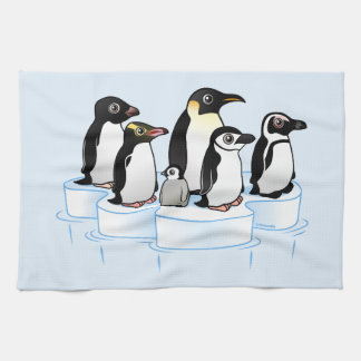 Penguin Party Kitchen Towels