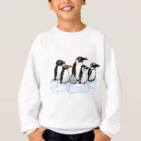 Penguin Party Kids' American Apparel Organic T-Shirt