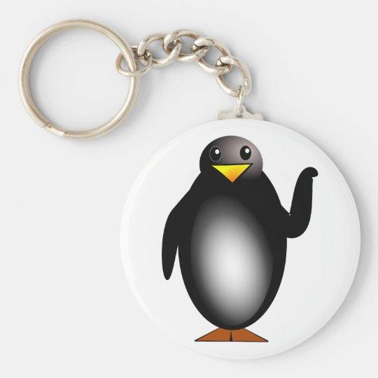 Penguin penguin keychain