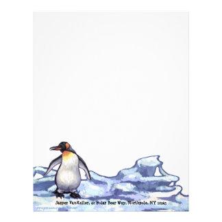 Penguin Personal Letterhead