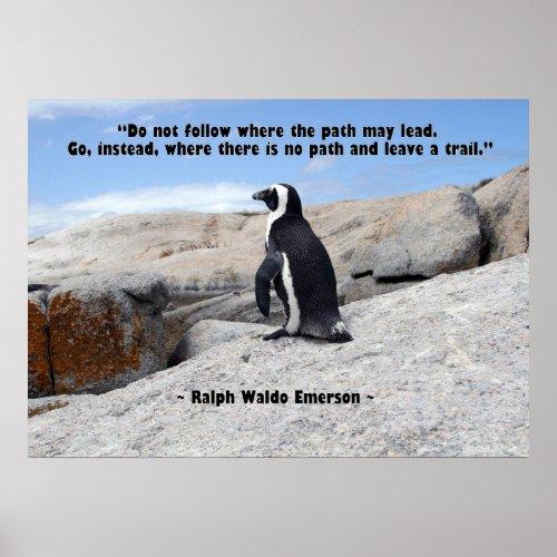 Penguin Philosophy Poster