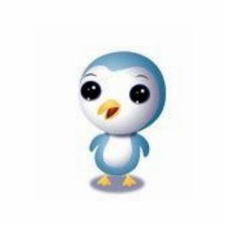 penguin photo cutout