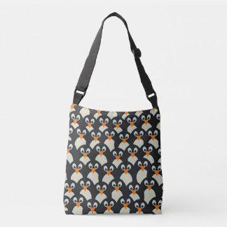 Penguin Pile-Up Crossbody Bag