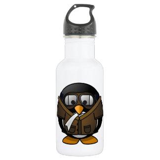 Penguin Pilot Water Bottle