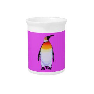 Penguin Beverage Pitcher