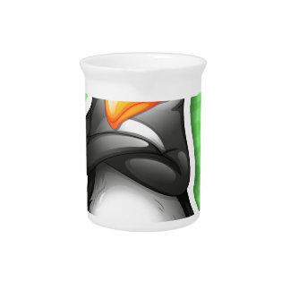 Penguin Drink Pitcher