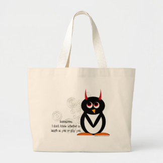 Penguin Pity Party Tote Bag