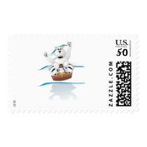 Penguin Polar Bear Postage