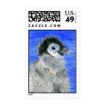 Penguin Postage Stamp