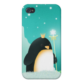 Penguin Power - iphone case iPhone 4 Covers