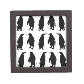 Penguin Premium Keepsake Boxes