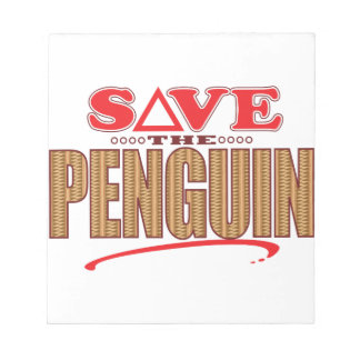 Penguin Save Notepad