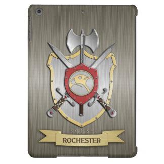 Penguin Sigil Battle Crest Armor iPad Air Cases