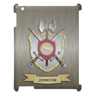 Penguin Sigil Battle Crest Armor iPad Mini Case