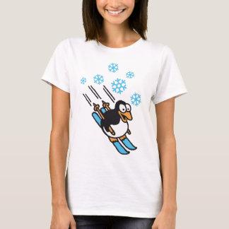 Penguin ski T-Shirt