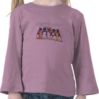 Penguin Ski Team T Shirt