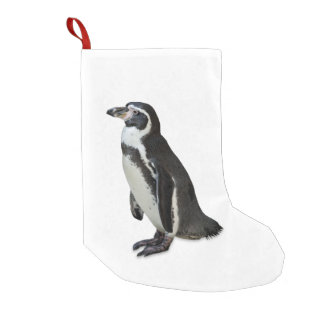 Penguin Small Christmas Stocking