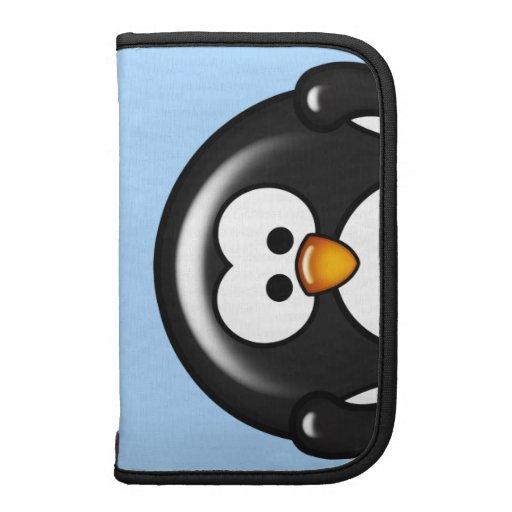 Penguin Smartphone Rickshaw Folio Planner