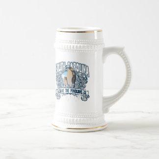 Penguin South Carolina Beer Stein