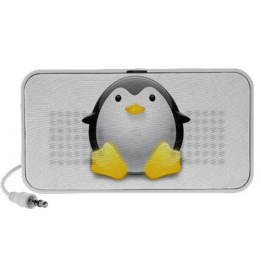 penguin speakers