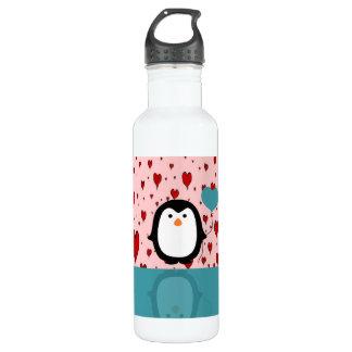 Penguin Stainless Steel Water Bottle