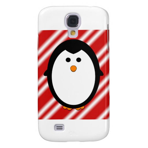 Penguin stripes galaxy s4 covers