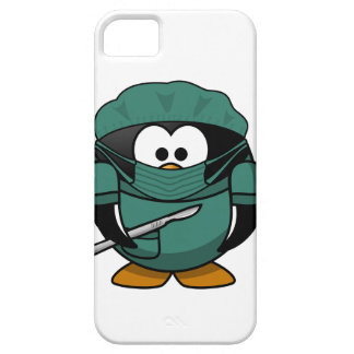 Penguin Surgeon iPhone SE/5/5s Case