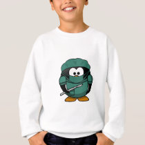 Penguin Surgeon Sweatshirt