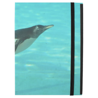 "Penguin Swimming Underwater iPad Pro 12.9"" Case"