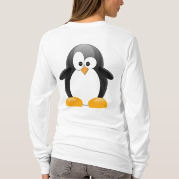 heartlocked Penguin T-Shirt