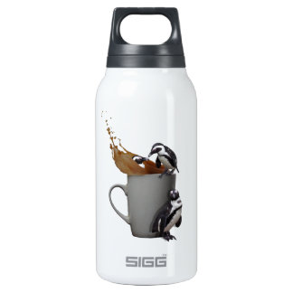 Penguin tea break thermos bottle