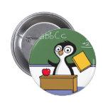 Penguin Teacher Pins