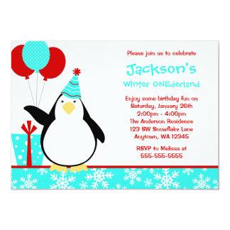 penguin cards  zazzle, Birthday card
