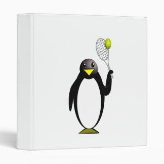 Penguin Tennis Binder