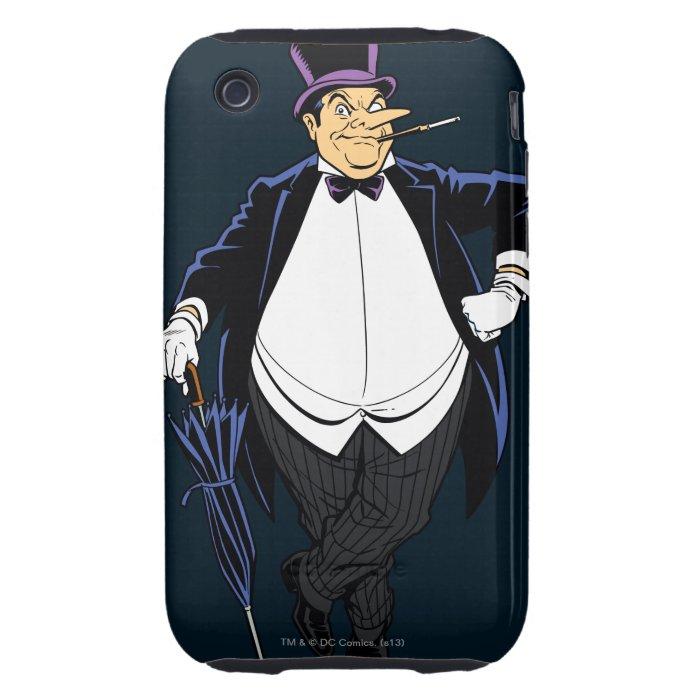 Penguin Tough iPhone 3 Case
