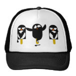 penguin trucker hats