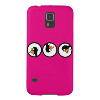 Penguin turns in circles galaxy s5 cover