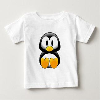 Penguin tux image baby T-Shirt