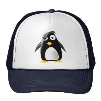 Penguin tux linux image mesh hats